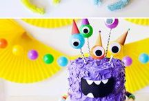 Kids' Birthday Party Ideas / Party ideas, birthday cakes, favors, decorations and more