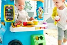 Toddler Toys, Games, and Activities / Fun ways to help toddlers learn and grow