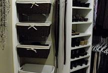 Organizing home