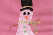 Toddler Christmas Crafts / by Sandy Smith