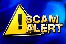 Scam Alert / by David J Ovens