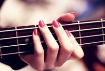 ☆ Guitares ☆