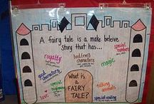 Fairy Tales, Tall Tales, etc. / by Diane Bradner