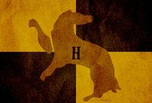 Hufflepuff / For my keen fellow finders / by Evelyn O'Shaughnessy