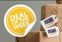 Deal of the Week / Fish4Dogs reguarly has different deals of the week on all Fish4Dogs products.