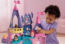 For Playtime in Your Kingdom / You don't have to be royalty to have items fit for a king (or queen!) / by Fisher-Price