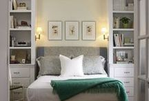 Master Bedroom Suite  / Bedroom, closet, and ensuite / by Jessica Poper