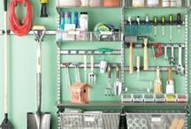 Getting Organized! / Storage systems, organizational tools, etc. / by Jessica Poper