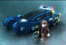 Pin A Brick / A lot of amazing stuff about LEGO®: MOC, Ideas, Minifigures, etc.