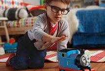 Thomas & Friends / All the best Thomas & Friends toys to help inspire your little engineer through friendship, teamwork and on to endless adventures!