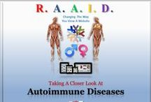 "Autoimmune Disease Overview / The word ""auto"" is the Greek word for self. The immune system is a complicated network of cells and cell components (called molecules) that normally work to defend the body and eliminate infections caused by bacteria, viruses, and other invading microbes. If a person has an autoimmune disease, the immune system mistakenly attacks itself."
