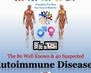 80 Well Known & 40 Suspected Autoimmune Diseases / Listed are some of the 80 well known Autoimmune Diseases active in the world today. As we speak this list has grown to 100 that are confirmed, with 40 more suspected possibilities.