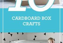 Crafts + DIY / Easy, fun activities for parents and kids!