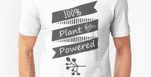 Vegan T-shirts