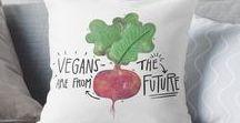 Vegan Pillows