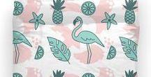 Flamingo Duvet Covers