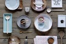food & tables