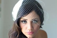 Embrace Your Hair Adornment / Custom made hair pieces for brides by embrace your vintage bridal boutique