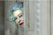 Queen Elizabeth II - an admirable inspirational woman / by Dee Schoe