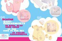 Babykleidung - Tolle Kaufempfehlungen / Schöne und niedliche Babykleidungs-Empfehlungen aus unserem Baby Online Shop - Strampler-Shopping.de