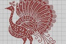 Monochrome, Quaker, Cross Stitch and Filet Lace Freebies.  Plus old designs. / Monochrome, Quaker Cross Stitch and Filet Lace Freebies.  Plus old designs.