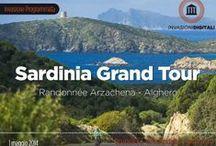 #sardiniagrandtour in the press & blogs