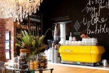 كافه - Cafe / by Rozhin Rostam Pour