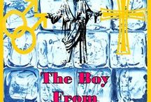 The boy from beyond The Ice House / The Debut Novel of Xander Gibb.