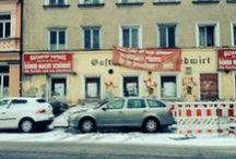 Westend. München / Neighborhood / Schwanthalerhöhe