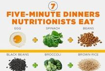 Eating Healthy Tips / Tips & Tricks to Eating Healthy..Like A Pro!