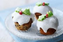 Christmas Bakes, Cakes, Puddings, Desserts and Gifts.