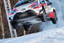 Toyota WRC / WRC Aero 2017 Rally