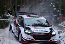 Fiesta WRC / M-Sport Ford Fiesta WRC Testing