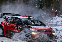 Citroen WRC / WRC 2017 Testing