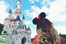 | Disney | / The most magical place on earth ❤