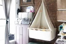 Baby: Cribs & Bedding & Nursery Styles / Cribs and Nursery Styles I like / by bitch Who Knits