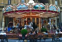 Carousel / by Vickys Arts and Crafts