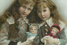 Dolls / by Sandra Culberson