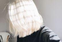 Style - Hair / Hair fashion bob lob long bob