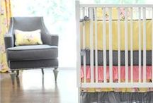 Crib Bedding for Baby's Nursery / by Beautiful Beginnings