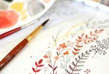 • Illustration & Drawing ♥