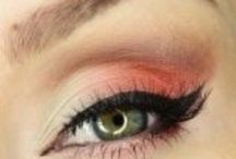Eye makeup - for the party