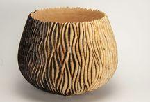 my work / Woodturning