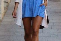 ! Mini faldas