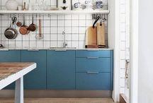Home - Kitchen / Kitchen styling