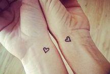 Tetování/Tattoo / Tetování