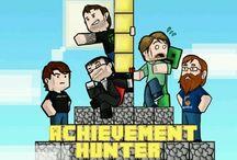 Achievement Hunter / Rooster Teeth AH crew