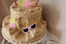 Fun cakes and cupcakes / Cakes and cupcakes for kids and parties / by Barb Farber