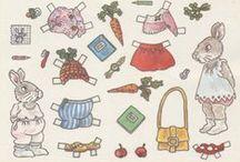 Paper Dolls # 26 / by billie byerly