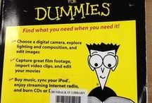 Dummies x everything / All our Dummies' books